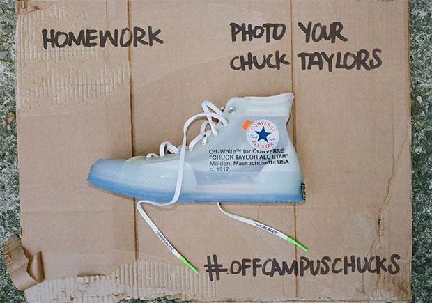 converse x off white price