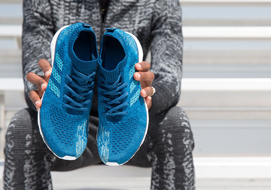 sneakers for cheap 15b9d 24768 Parley x adidas adiZero Prime Boost Parley Release Date August 8th, 2017