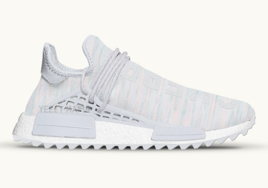 "BBC Will Exclusively Release Pharrell's adidas NMD Human Race Trail ""Cotton Candy"""