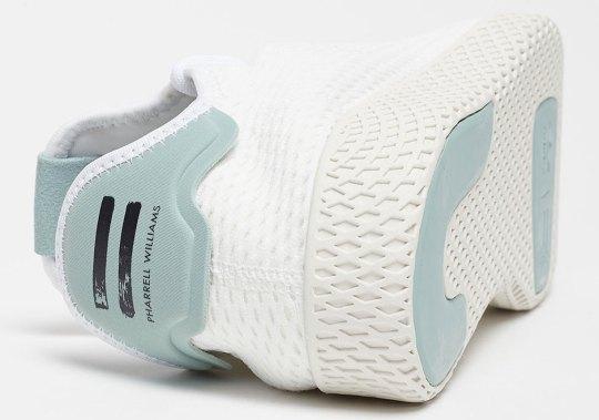 The Next Batch Of Pharrell's adidas Tennis Hu Drops Next Week