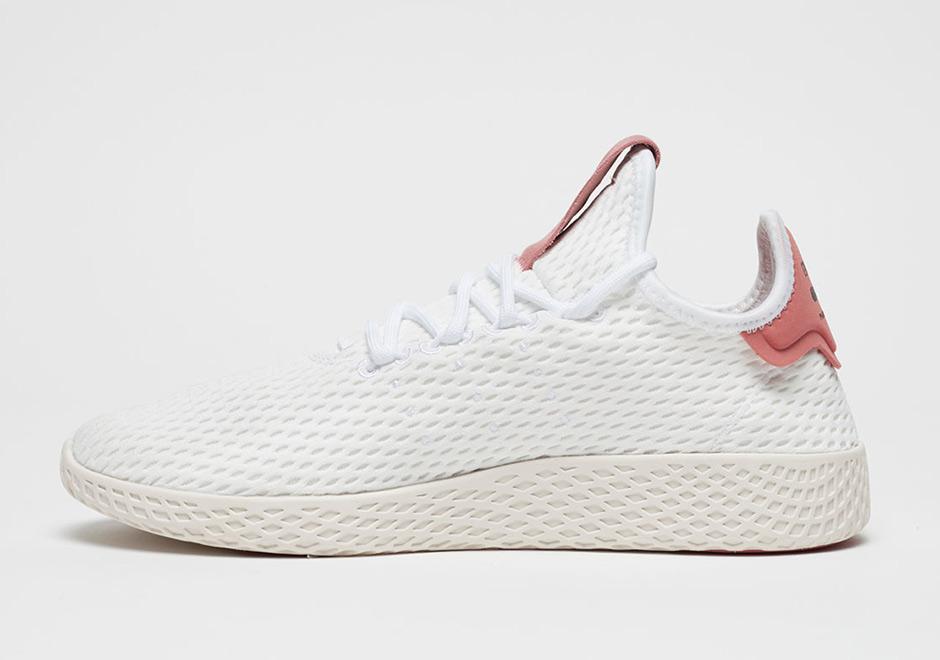 07a08f5451cd5 Pharrell x adidas Tennis Hu Release Date  August 8th