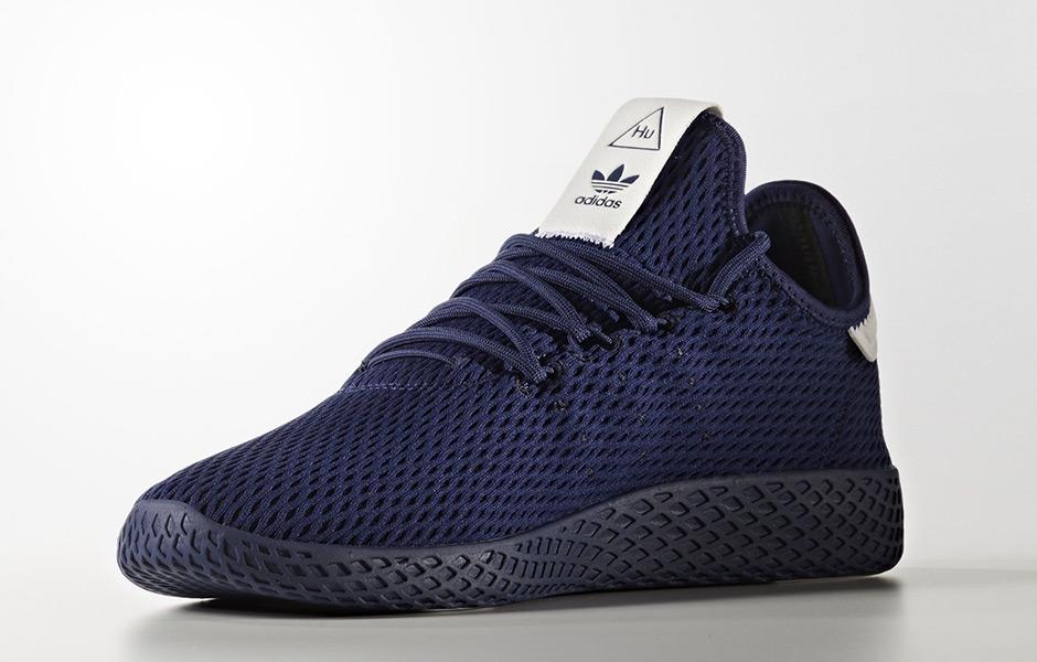 13bdeebb5 Pharrell adidas Tennis Hu Solids Pack Release Date