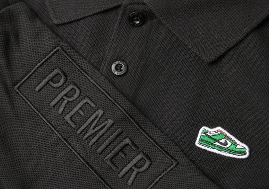 Nike SB And Premier Skate Feature The Heineken Dunks On Polo Shirts