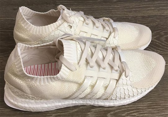 Pusha T Reveals A Friends And Family Edition Of His King Push EQT Boosts