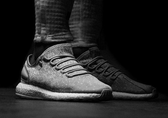 Reigning Champ's Next adidas Boost Collaboration Releases This Friday