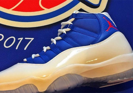 Rip Hamilton Reveals Pistons-Inspired Air Jordan 11 PE
