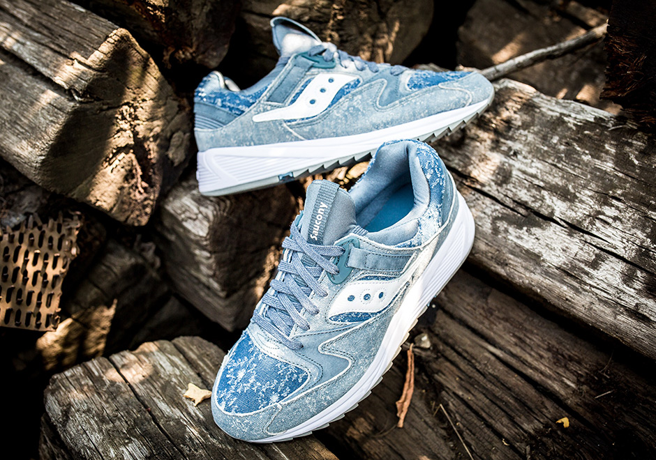 """Saucony Grid 8500 MD """"Frayed Denim"""" AVAILABLE Via Oneness 40a782552db8"""