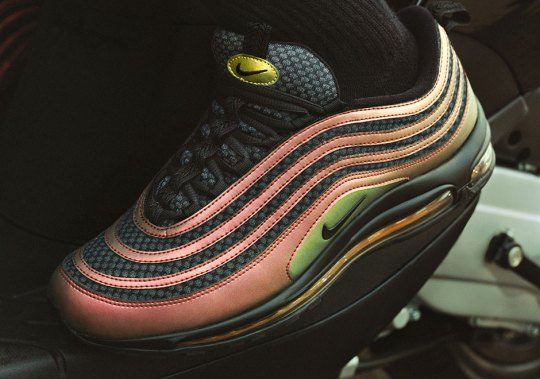 Skepta x Nike Air Max 97 Inspired By Morocco And Another Air Max Shoe