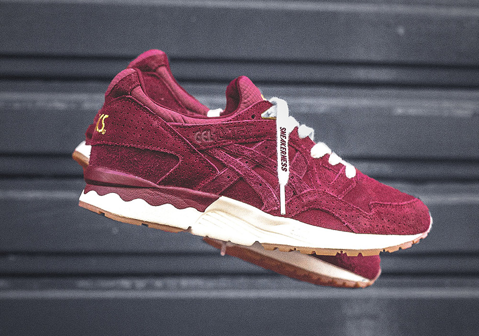 buy popular c70e7 7470c Sneakerness Asics Gel Lyte V Passport | SneakerNews.com