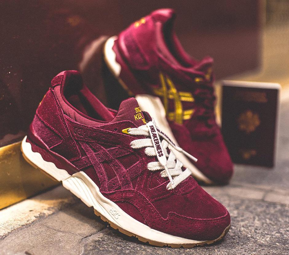 buy popular c984d b592d Sneakerness Asics Gel Lyte V Passport | SneakerNews.com