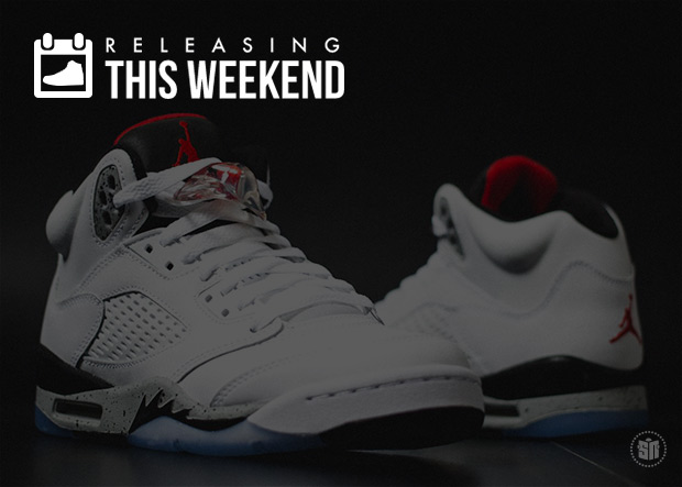 promo code 86b3e 606b8 White Cement Jordan 5s, Premium Air Max 97s, Golf Wang x Converse   More of  the Weekend s Best Releases