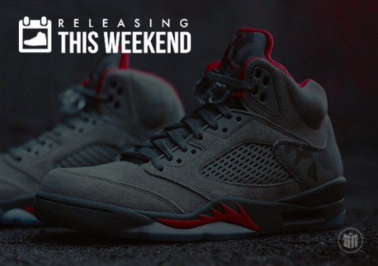 Ultra Boost Mids, Camo Jordan Retros & More of This Week's Best Sneaker Releases