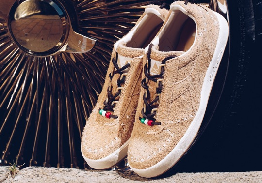 Social Status And Diadora To Release Italian-Made Collaboration This Saturday
