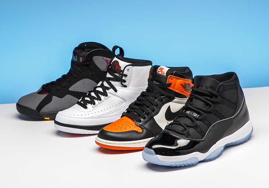 The New York City consignment shop has every single Air Jordan offering ...
