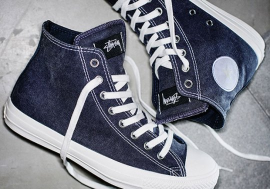 Stussy And Converse Japan Celebrate 100th Anniversary Of The Chuck Taylor