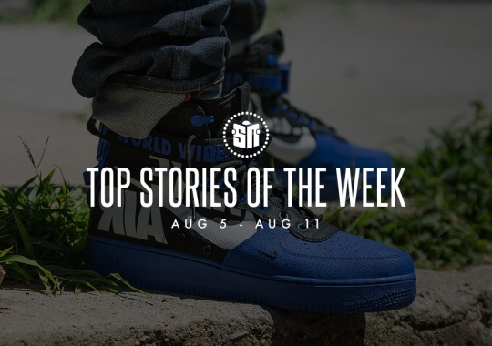 Top Stories of the Week: August 5-11