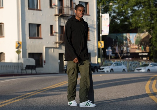 Tyshawn Jones Discusses Skating For adidas, Supreme, and More