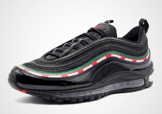 Closer Look At The Undefeated x Nike Air Max 97