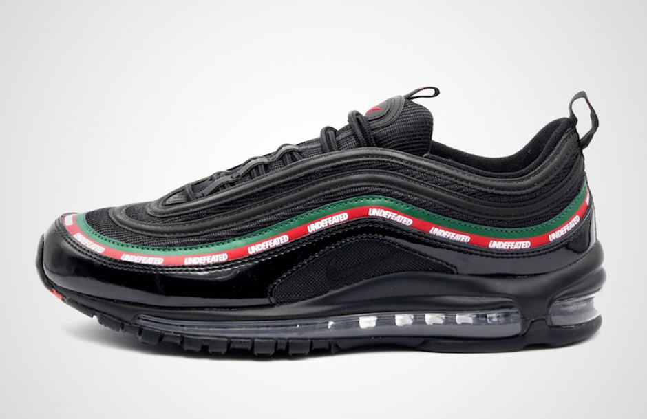 Undefeated Nike Air Max 97 AJ1986 001 |