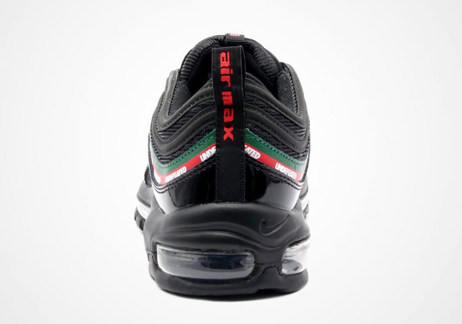 nike air max 97 og undftd black trainers nz