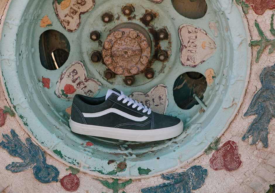 Bien connu Vans Retro Sport Pack Sk8-Hi Old Skool   SneakerNews.com QY37