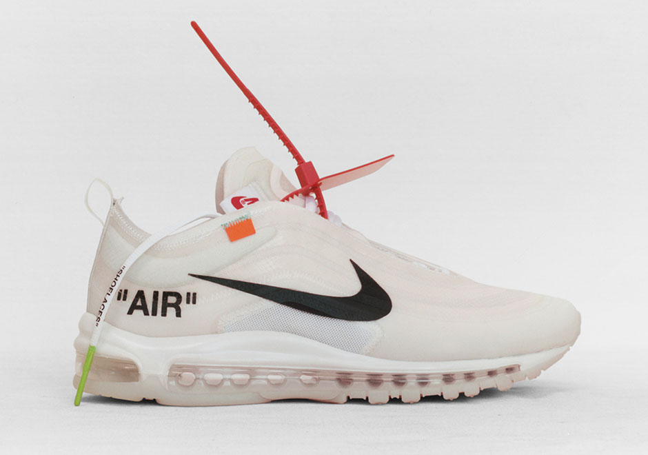 nike air max 97 off white release date nz