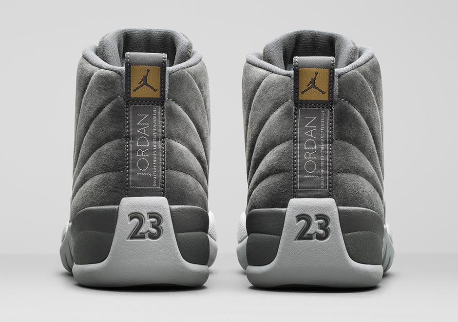 release date: e1adc dcc82 Air Jordan 12 Dark Grey Release Date Info | SneakerNews.com
