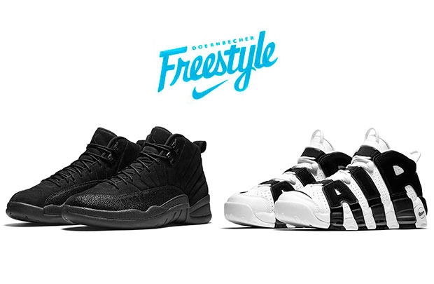 df852d0c6cf14 Nike Doernbecher Freestyle 2017 To Include Air Jordan 12 And Air More  Uptempo