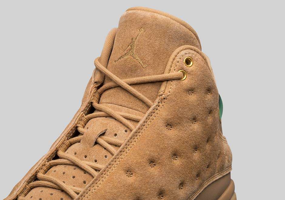 new concept 22545 5e944 Jordan 13 Wheat Release Info + Photos | SneakerNews.com