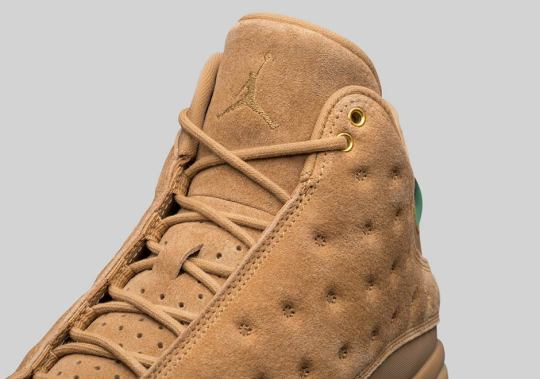 """Air Jordan 13 """"Wheat"""" Coming This Holiday Season"""