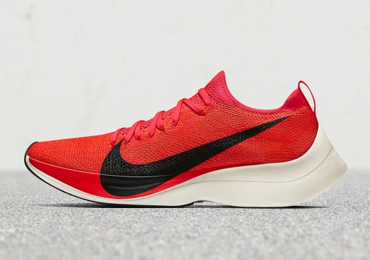 Nike's BREAKING2 Runner Eliud Kipchoge Unveils New VaporFly Elite For Berlin Marathon, And You Actually Have A Chance To Buy It