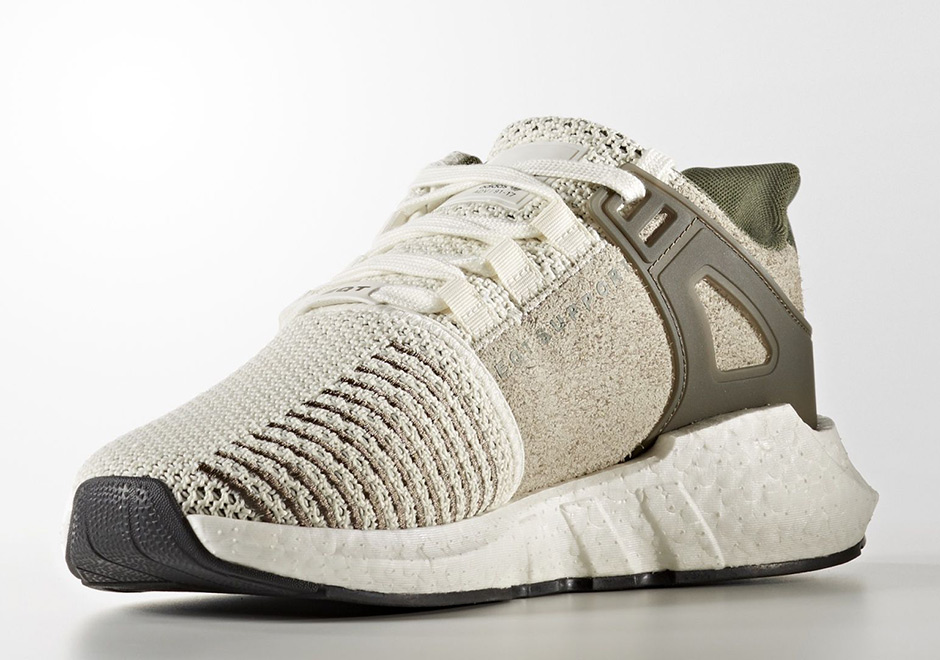 official photos 9c4d5 0c76a adidas EQT Support 93/17 Boost Beige Green BY9510 ...