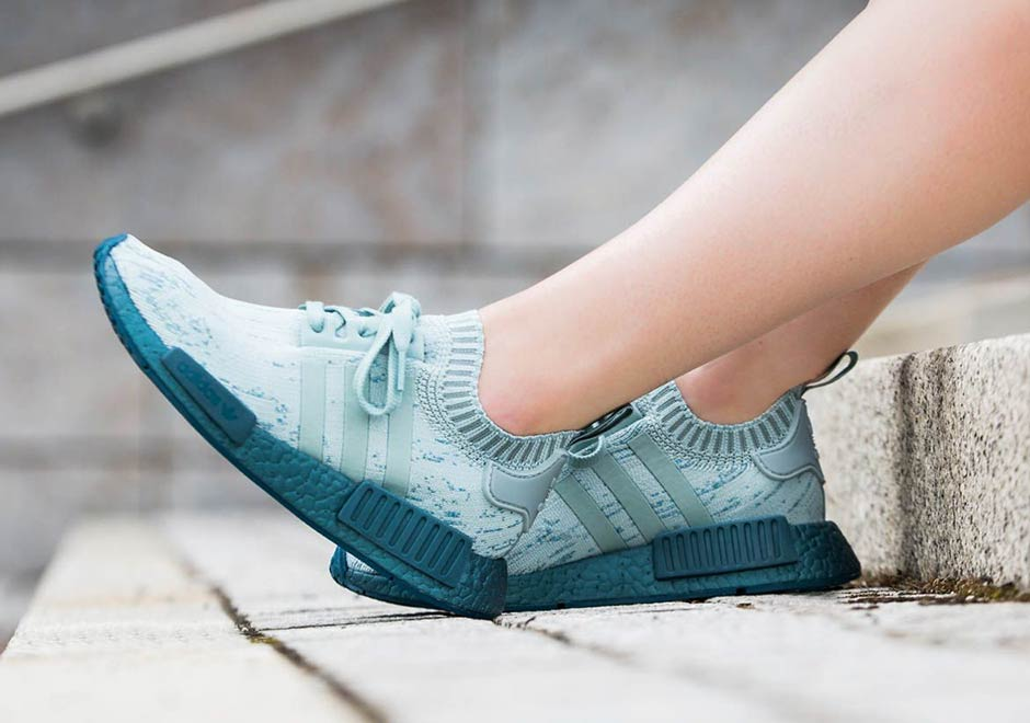8b7fd116bd2a5 adidas NMD R1 Primeknit Tactile Green Release Date CG3601 ...