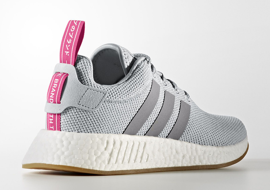 a58926aa7 adidas ultra boost pink adidas nmd r2 grey shock pink Equipped.org Blog
