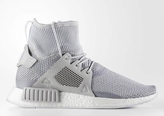 Detailed Look At The adidas NMD XR1 Adventure Primeknit