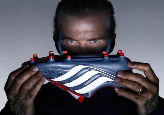 adidas Is Bringing Back One Of David Beckham's And Zidane's Favorite Cleats