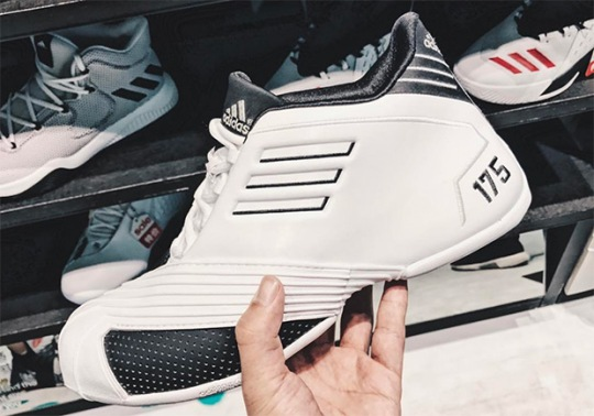 "Did adidas Release A TMAC1 ""ABCD Camp"" In Asia?"
