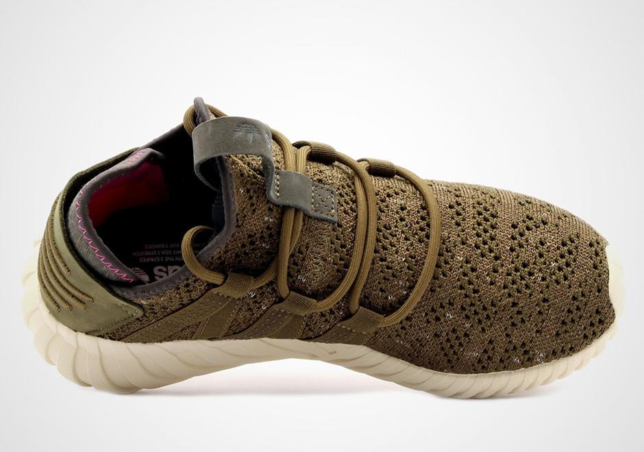Women's adidas Originals Tubular Dawn Shoes Trace Cargo BZ0628