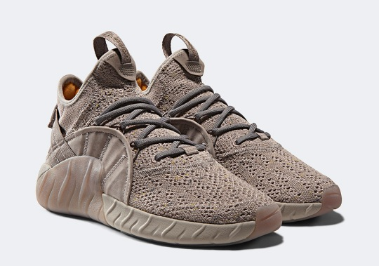adidas Originals Introduces The Tubular Rise Primeknit