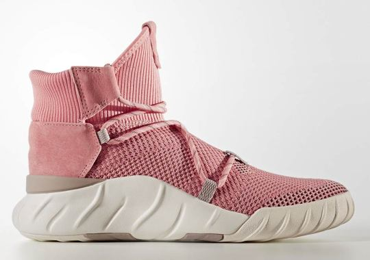 The adidas Tubular X 2.0 Primeknit Is Releasing In Pink And More