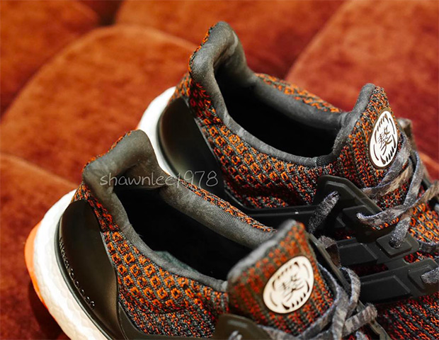 Adidas Ultra Boost 4,0 Kinesisk Nyttår