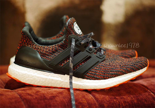 "After making its debut on the adidas Ultra BOOST 1.0, the Chinese New Year  theme is shedding the ""multi-color"" on the upcoming adidas Ultra BOOST 4.0  in a ..."