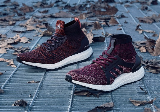 The New adidas Ultra Boost All Terrain Means You Can't Have Excuses