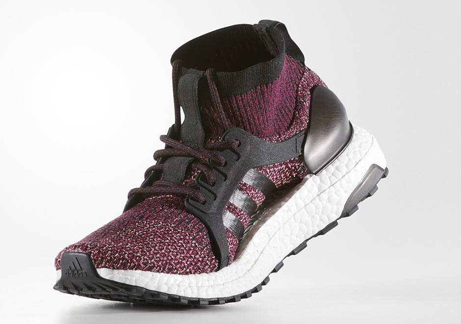 sports shoes 1a2d1 53d23 aidas Ultra Boost X ATR Mystery Ruby BY1678 | SneakerNews.com