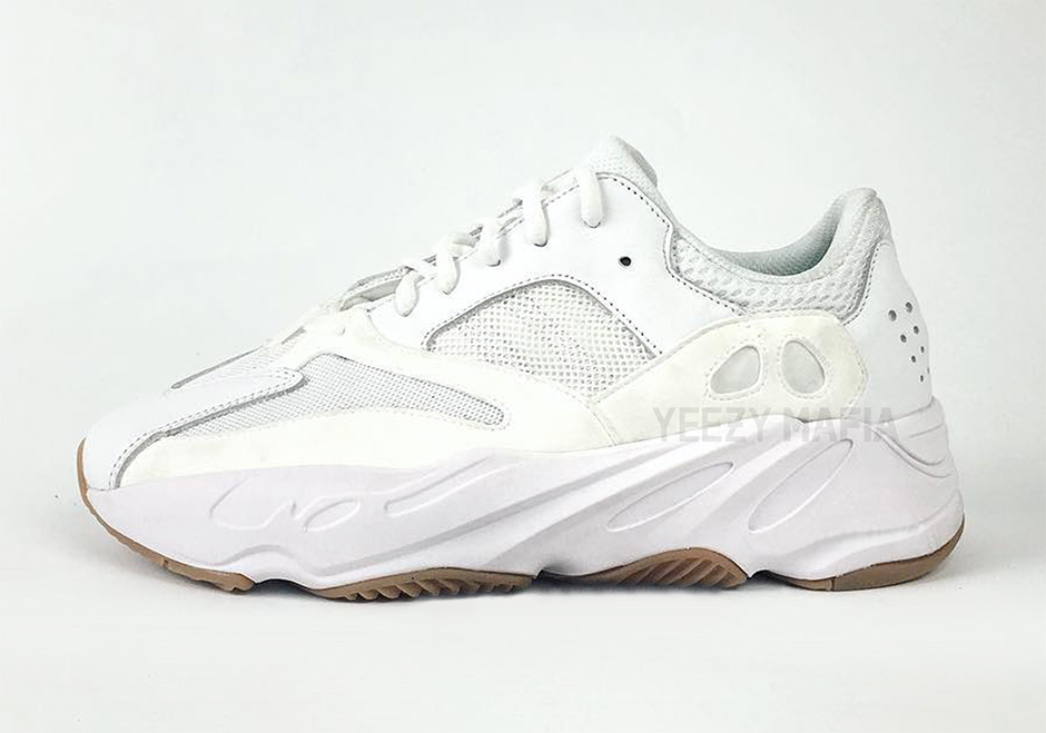 ... West is looking to take a temporary departure from the low-profile Yeezy  Boost 350 lineage with the chunky chiseled runner known as the Yeezy Boost  700.