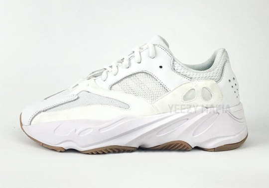 Closer Look At The adidas Yeezy Boost 700 Runner In Two New Colorways