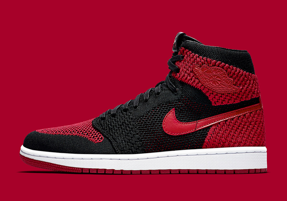 103ec5d6c2d5 Air Jordan 1 Flyknit Banned Available From Nike Early Access ...