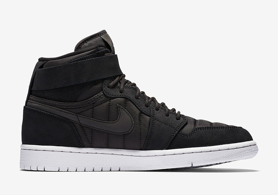 "a8e69a2efa8c81 Air Jordan 1 High Strap ""Padded Pack"" AVAILABLE ON Nike.com  140. Color   Dark Grey Pure Platinum-Anthracite"