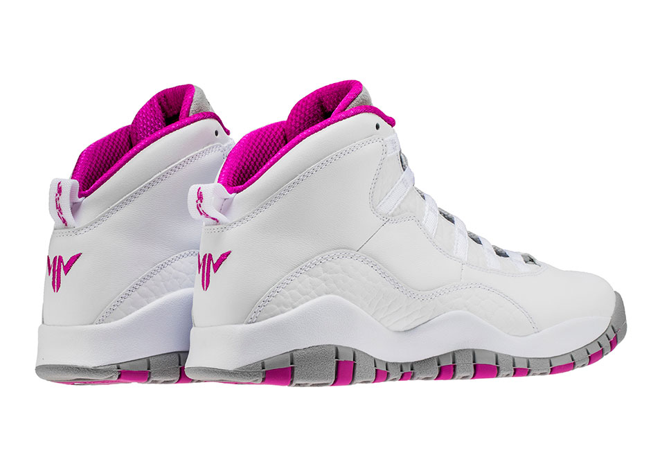 "Air Jordan 10 ""Maya Moore"" Releases This Saturday"