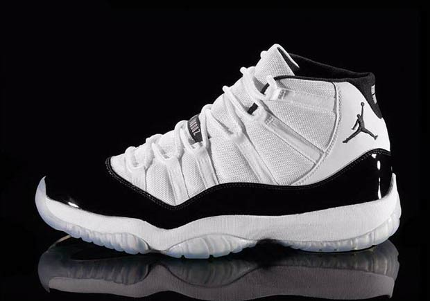 "Updated on December 5th, 2017: The Air Jordan 11 ""Concord"" releases in  October 2018 for $220. Nike ..."